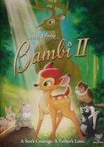 Bambi II 2006 DVD