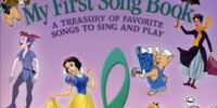 Disney's My First Songbook Vol. 3
