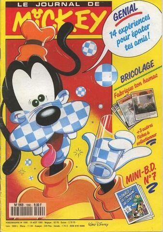 File:Le journal de mickey 1990.jpg