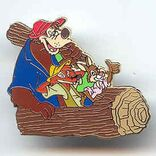 Splash Mountain Pin
