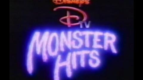 *RARE* DTV Monster Hits - 80s Halloween Special (FULL SHOW) - Vintage Disney Channel