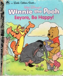 Eeyore Be Happy LGB