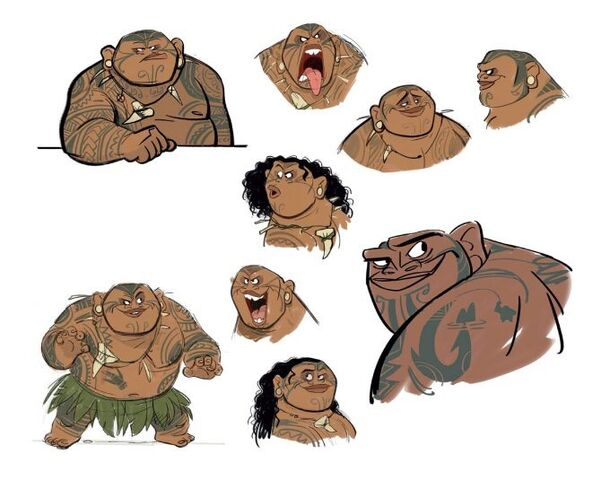File:Maui character design sheet.jpg