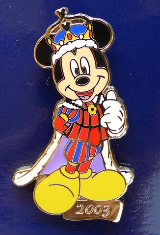 File:Mickey - Cinderellabration - Pin.jpg