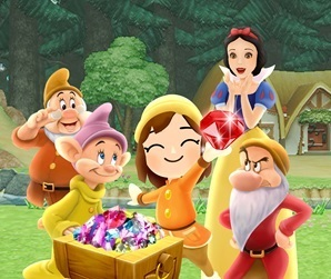 File:DMW2 - Snow White and the Seven Dwarfs' World.jpg