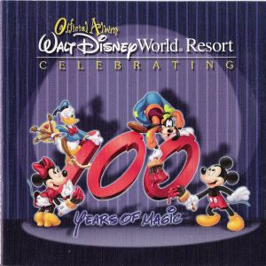 File:Official Album Walt Disney World Resort Celebrating 100 Years of Magic (2001 CD).jpg