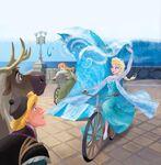 The Frozen Monster Illustration 2