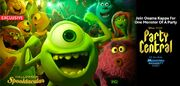 Disney-Wikia MonstersInc Party-Central-Banner 001