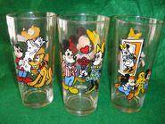 Disney Pepsi Glasses