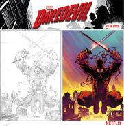 Daredevil 16 Days Promo