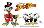 DuckTales 2017 Concept Art 1