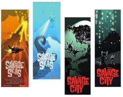 Byron Howard Savage City