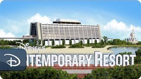 Disney's Contemporary Resort Walt Disney World Disney Parks-0
