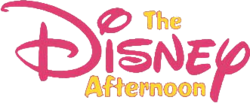 Disney Afternoon logo