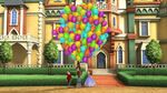 Minding the Manor ballons