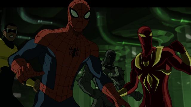 File:Spider-Man Agent Venom Iron Spider Power Man USMWW.png