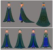 Anna Troll Costume