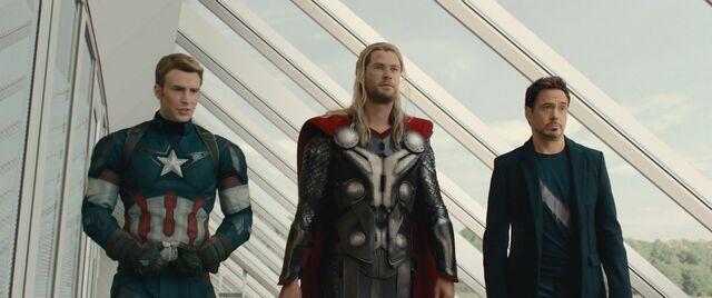 File:Cap Thor and Tony AOU.jpg