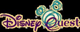 DisneyQuest Logo W Alpha