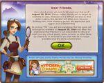 Disney Hidden World Facebook Shutdown
