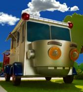 Fryborg as a Truck