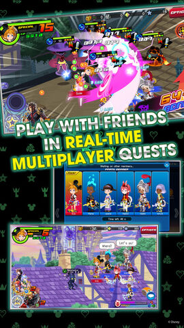 File:Kingdom Hearts Union χ - Screenshot 3.jpeg