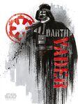 Rogue One Darth Vader Poster 2