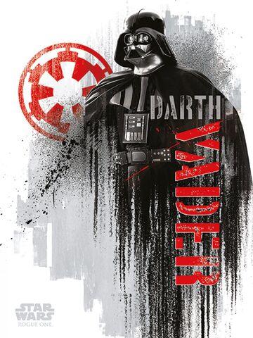 File:Rogue One Darth Vader Poster 2.jpeg