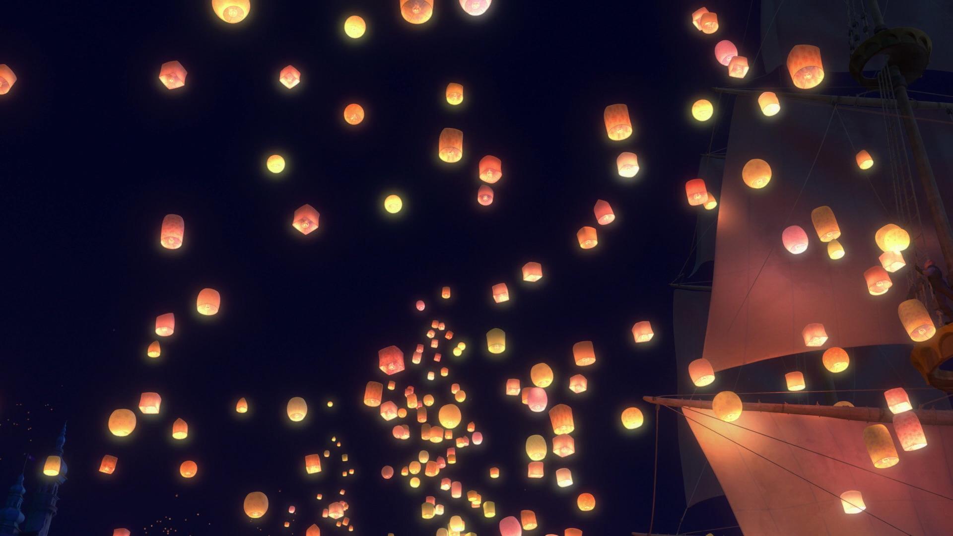 lanterns tangled disney wiki fandom powered by wikia