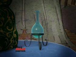 Cedric Invisibility Potion