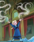 Frozen Storybook 4
