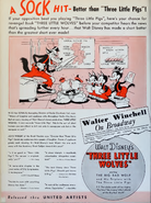 DISNEY WOLVES 2 1936 JUNE