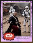 Rogue One - Trading Cards - Chirrut Surrounded
