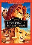 LionKing2 2012 DVD combo