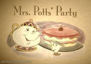 Mrs. Potts'-Party