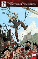 Pirates of the Caribbean issue 1