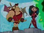 Dave the Barbarian 1x03 Girlfriend 631100