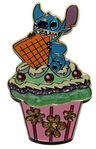 Disney Cupcakes - 4 Pin Booster Set (Stitch ONLY)