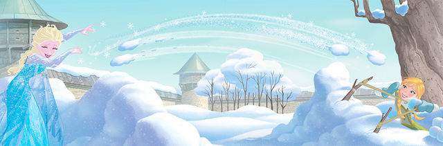 File:Frozen The Christmas Party Book Illustraition 3.png
