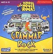 Schoolhouse rock grammar rock cd rom