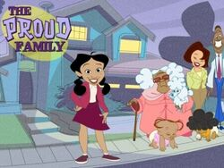 The proud family-show