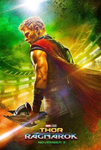 File:Thor Ragnarok Teaser Poster.jpg
