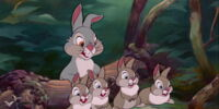 Thumper's Daughters