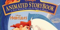 Animated StoryBook: Hercules