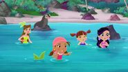 IzzyMarinaStormy& Lucille- Treasure of the Tides