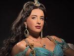 Princess Jasmine on Aladdin the Broadway Musical 1