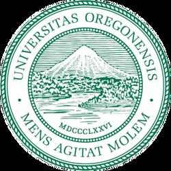 University of Oregon Seal