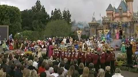 Disneyland 50th Anniversary - May 4, 2005 Disneyland Press Event Package