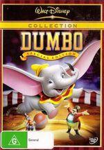 Dumbo2007AustralianDVD