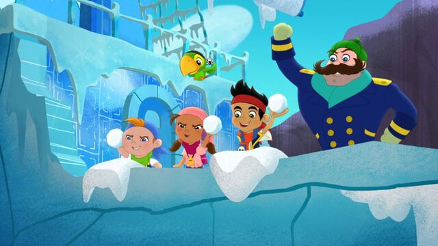 File:Jake&crew with Captain Frost-Captain Frost.jpg